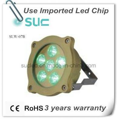 Professional   IP68 LED Brass Underwater Light 3