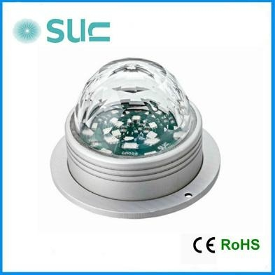 3W RGB   IP65   led  Light Module lamp for outdoor use 1