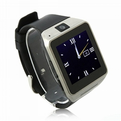 Multi-Function Bluetooth Smart wrist Watch WristWatch GV08 for Android Phone