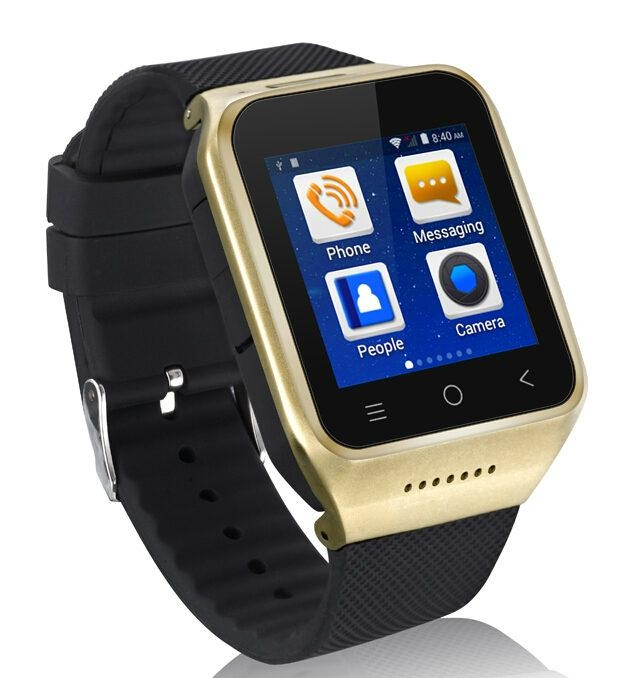 s8 3g wifi watch WCDMA with 5.0M HD video camera gps dual core sim wristwatch 2