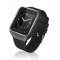 s8 3g wifi watch WCDMA with 5.0M HD video camera gps dual core sim wristwatch 1