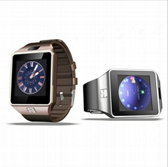 "1.56"" TFT android smart watch changeable 380mah battery android watch phone"