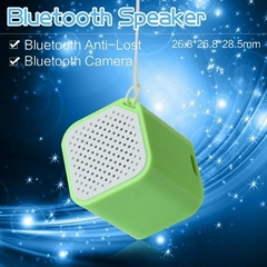 mini fashion box of sound mini cheap bluetooth speaker antilost
