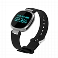 Dynamic Heart Rate Monitor Smart Band