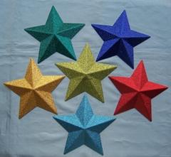 立體吊飾五角星