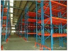 上海角鋼重型倉儲貨架