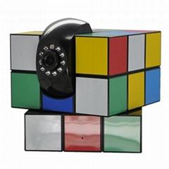 Magic Cube WIFI Camera