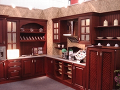 Cabinet Countertop With Custom Service