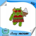 Best selling Android badge ,android lapel pin 5