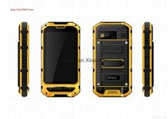 Rugged phone 4.0inch 3G 5MP A8