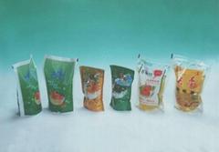 立式袋全自動液體包裝機