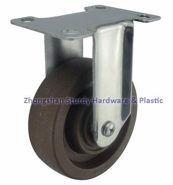 斯特迪304不鏽鋼耐高溫腳輪 2