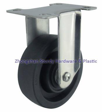斯特迪304不鏽鋼耐高溫腳輪 5