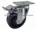 斯特迪304不鏽鋼耐高溫腳輪 4