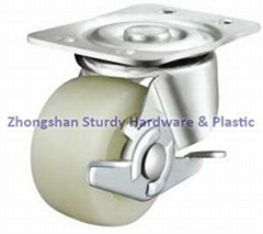 Sturdy Hardware General Duty casters General Purpose Casters Nylon Casters