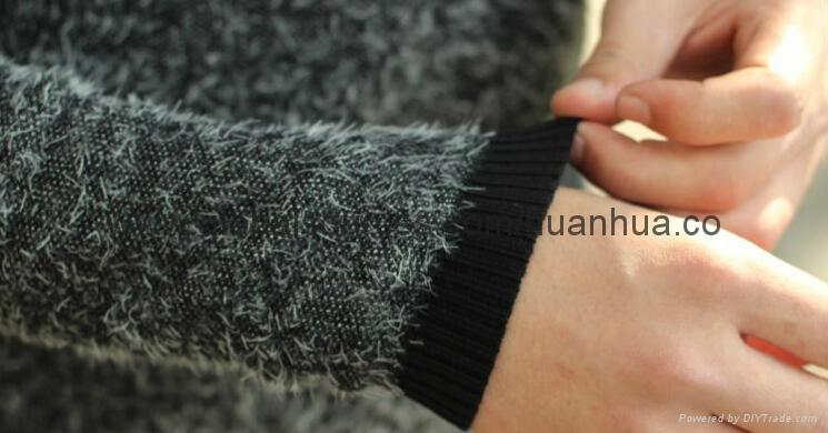 Relaxation, Korean, Men's Sweaters 4