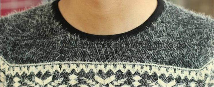 Relaxation, Korean, Men's Sweaters 3