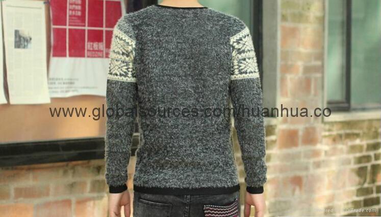 Relaxation, Korean, Men's Sweaters 2