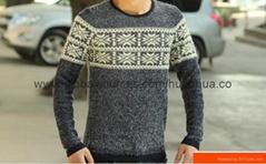 Relaxation, Korean, Men's Sweaters