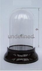 12.5x21CM Plastic Dome Case Acrylic Gift Box