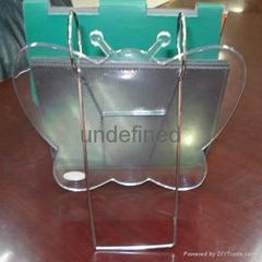 Customize Clear Acrylic Table Calendar Plexiglass Calendar Display Pmma Calendar