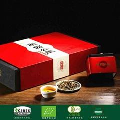 南國公主有機紅茶-禮盒