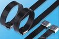 包塑噴塑電纜扎帶 5