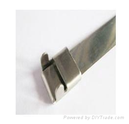 預制自製式不鏽鋼扎帶 1