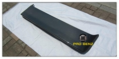benz w463 bra look roof spoiler