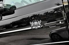 W463 奔驰G级碳纤拉手