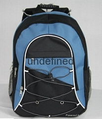 Manufacturer of serious of backpacks and bags