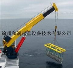 直臂式船用吊机CSQ1.5SB3