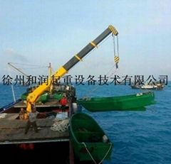 直臂式船用吊机CSQ3SB2