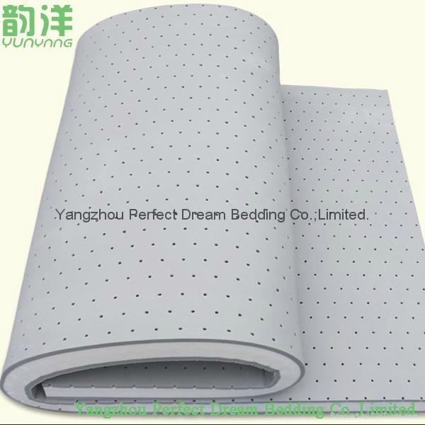 Bamboo Charcoal Latex Mattress 1