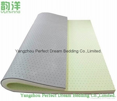 Natural Bamboo Charcoal Anion Latex Mattress