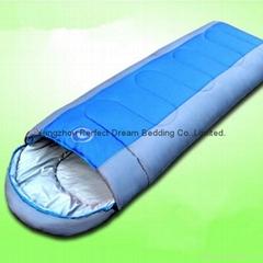 Portable Outdoor Sports Camping Hiking Travel Envelope Sleeping Bag