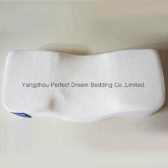 Kanuda Blue Label Single Set Neck Cervical Health Care Memory Foam Pillow (M) +N