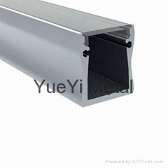 Customized aluminum hollow profile