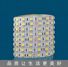 5050一米60灯单色LED不防水软灯条
