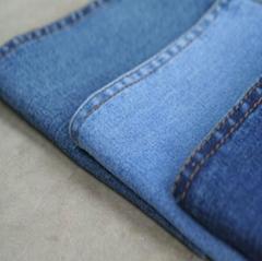 Cotton Denim Farbric Xc609 13oz