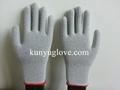 13 Guage carbon yarn knitting working glove 4