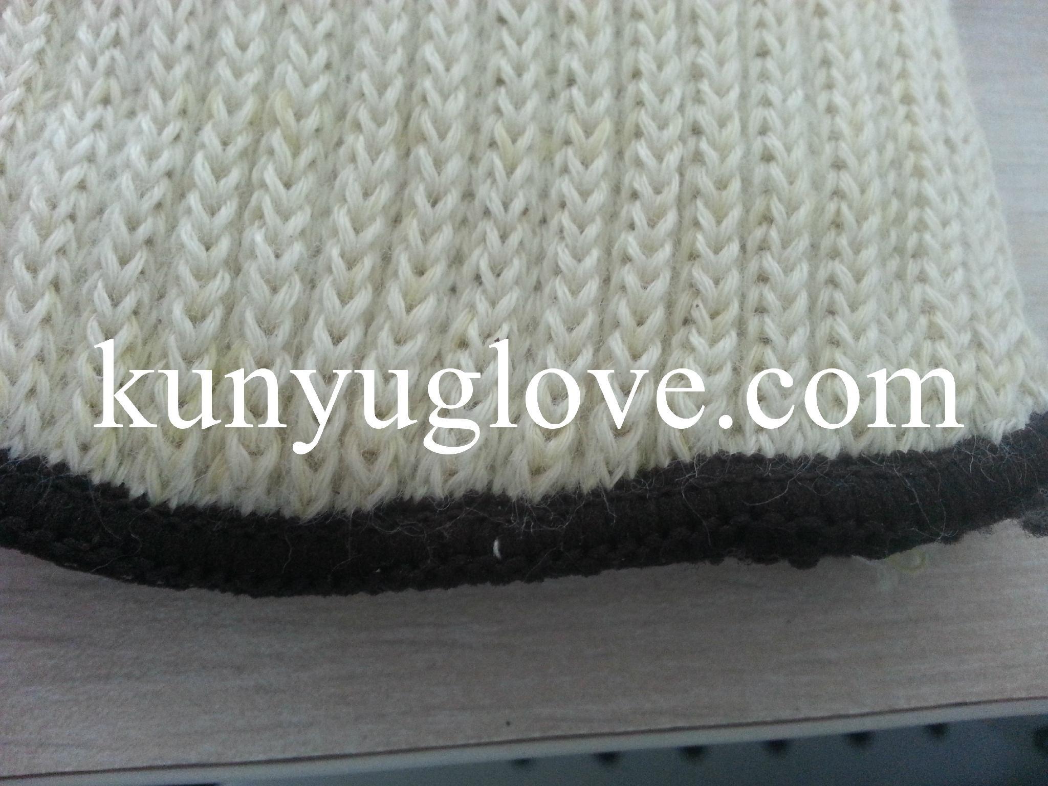 100% aramid heat resistant Oven Gloves household gloves 2
