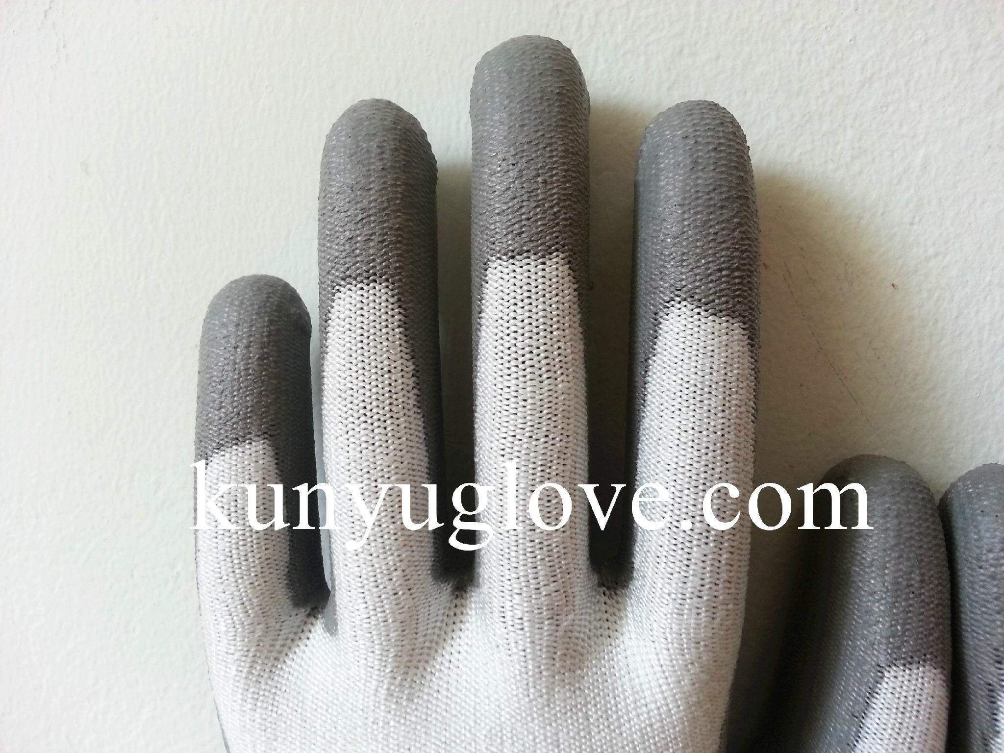 3 level cut resistant dyneema gloves working gloves safety glove 3