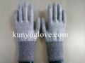 3 level cut resistant dyneema gloves