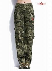 Military khakis and co women pants