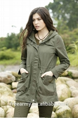 Wholesale women spring coat