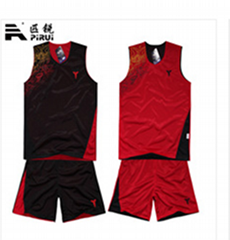 custom basketball jersey with best quality for factory price in newest model