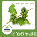 Pure Natural Weight Loss Green Coffee Bean Extract 50% Chlorogenic Acid 3