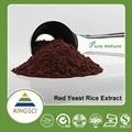 factory supply Red yeast rice extract Lovastatin/Monacolin K 3