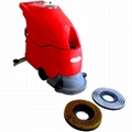 CABLE TYPE HARD FLOOR SCRUBBER & DRYER E 4501